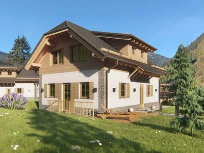 Photo for Modern detached chalet with sauna near the ski lift.