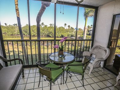 Photo for Beautifully remodeled two bedroom, two full bathroom condo at Bay Village - 104