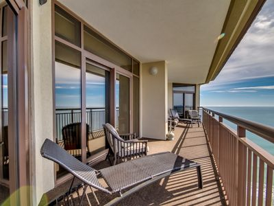 Photo for Summer Special Rates! Oceanfront Penthouse with Spectacular Views in North Beach Plantation