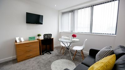 Photo for Amazing Brand New Studio in the Heart of Manchester - Studio Apartment, Sleeps 2