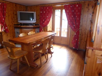Photo for TRADITIONAL HOUSE IN OLD-COGNE FACING THE WOODS