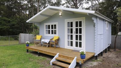 Photo for Paradise Cabin Mollymook