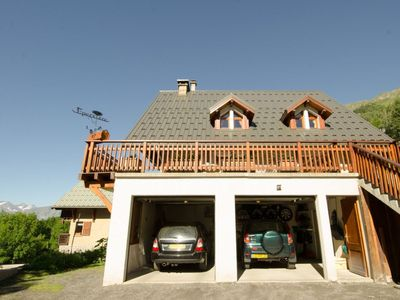 Photo for Chalet- VAUJANY- ALPE D'HUEZ- 8 people- 150 m2