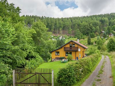 Photo for Cozy Holiday Home in Kurort Steinbach-Hallenberg near Ski Area