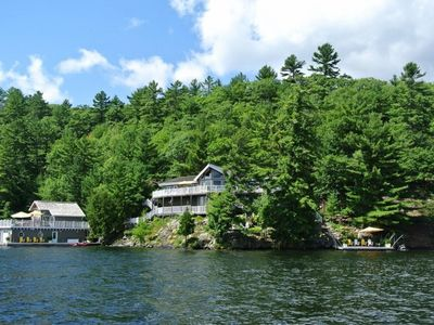 Photo for Whistling Waters - Lake Rosseau