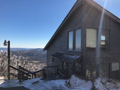 Photo for Mile High View and Close to all Beech Mountain Attractions