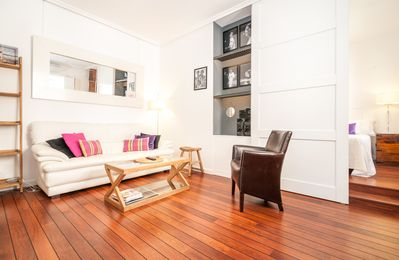 Photo for Quiet and Luminous Apartment right next to the Royal Palace, Opera District.
