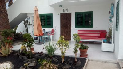 Photo for 1BR Apartment Vacation Rental in El Cotillo