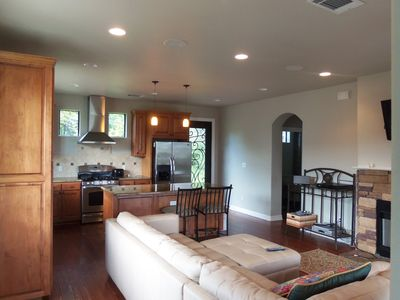 Photo for Beautiful Westlake Hills Guest House