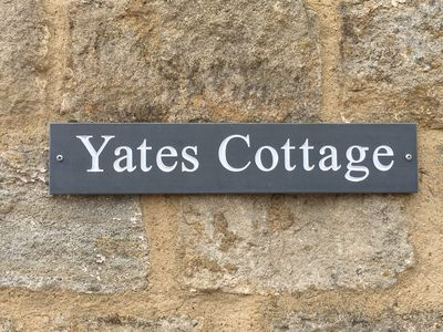 Formerly a stable, Yates cottage was refurbished just a few years ago