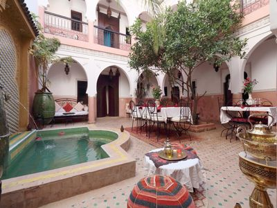 Photo for Riad Medina of Marrakech Charm and authenticity