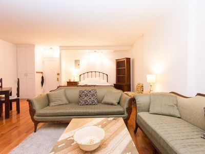 Photo for Garden Studio Apartment by Central Park