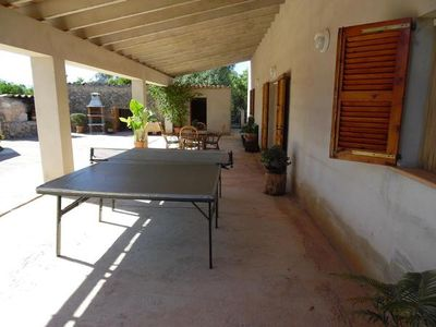 Photo for Holiday house Llubí for 1 - 4 persons with 2 bedrooms - Farmhouse