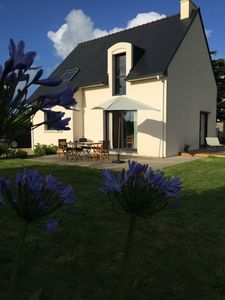 Photo for 3BR House Vacation Rental in Plounévez-Lochrist, Bretagne