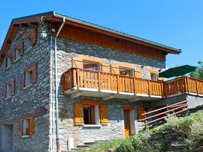 Photo for Chalet with lots of character located in a traditional mountain hamlet