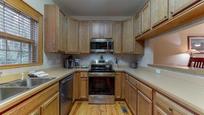Kitchen - Plenty of Counter space and Brand New Appliances