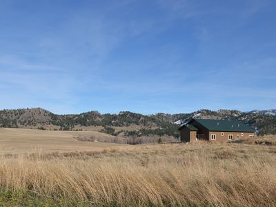 Photo for Mountain Home with Panoramic views just minutes from Craig
