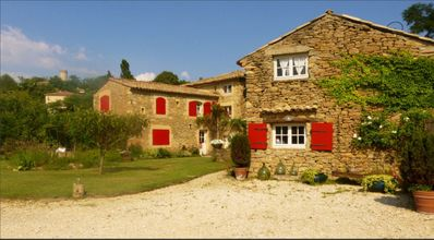 Photo for Charming gite for 2 persons between Goudargues and Uzes