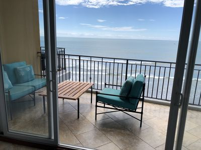 Photo for Luxury 3 bedroom/3.5 bath condo on the beach in the heart of Jaco