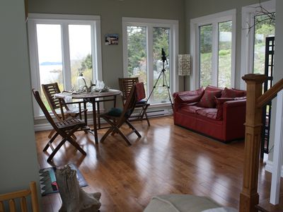 Photo for Mayo Cottage offers spectacular coastal views, privacy and modern comforts.