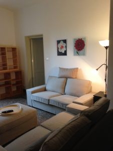 Photo for Spacious, Quiet, Fully Furnished Apartment for a Family of 4, With Many Extras