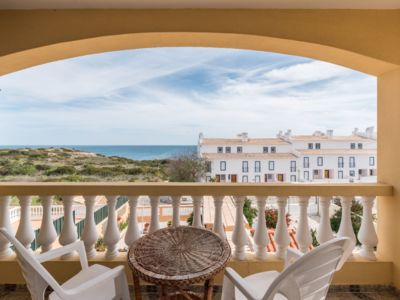Photo for Beautiful villa with stunning sea views, short walk to beach, sleeps 6.
