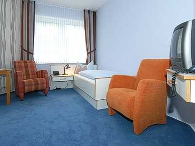 Photo for Standard Single Room - Hotel-Pension Schiffer