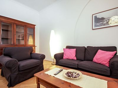 Photo for Apartment St. Giles  in Praha/1, Prague and vicinity - 5 persons, 2 bedrooms