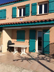 Photo for Villa completely refurbished, sea views and the Corbières