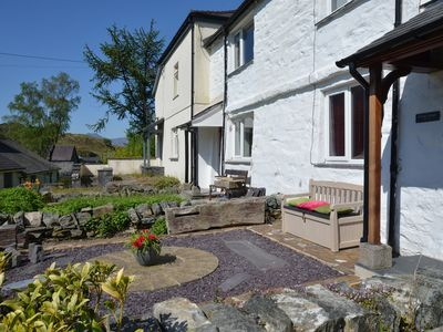 Photo for Carreg Cottage is in a fantastic location in Capel Curig, right in the heart of the Snowdonia Nation