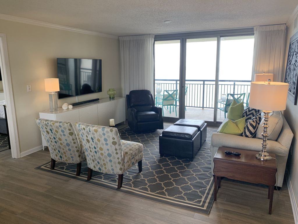 HGTV Ocean Front Condo Renovated for 2019! Reserve your summer week on