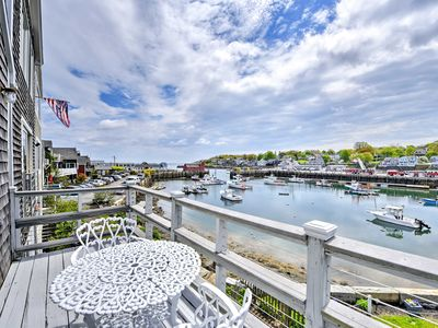 Photo for 'The View' Rockport Harbor Condo on Bearskin Neck
