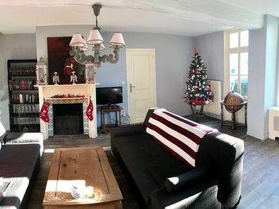 Photo for Cozy Holiday Home in Rilly-Sainte-Syre with Private Pool