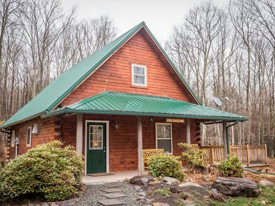 Cabin in the Woods - Near Ricketts Glen - With Many Modern Amenities