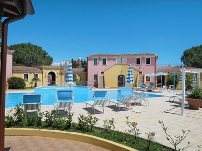 Photo for One bedroom Apartment, sleeps 4 in Marina di Gairo with Air Con and WiFi