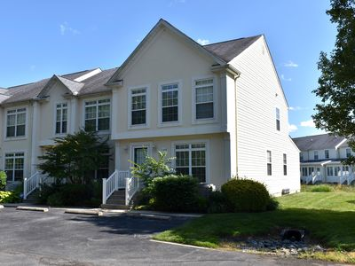 Photo for Spacious and Comfortably Furnished Townhome Close East of Rte 1 and Close to Downtown Lewes and Area Beaches