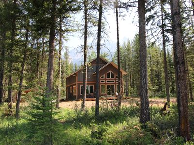 Photo for Goat Mountain Chalet in the beautiful Blaeberry Valley