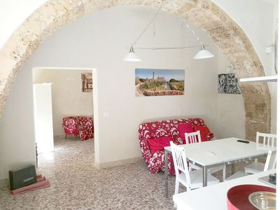 Photo for House in the Historic Center of Noto with private garden