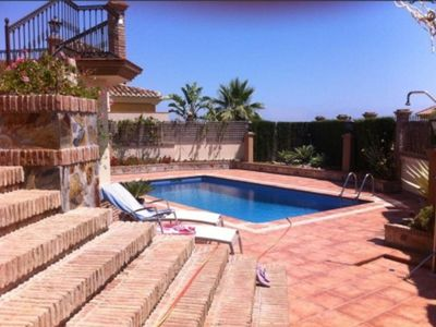 Photo for Holiday house Torre del Mar for 12 - 20 persons with 6 bedrooms - Holiday house
