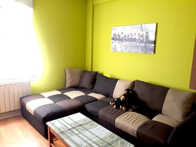 Photo for Homerez last minute deal - Nice apt in Santander and Wifi