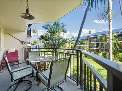 Photo for Kona Makai 3-203 2nd Flr, Ocean View, Remodeled Bathroom w/ Walk in Shower!