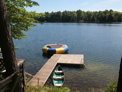 Photo for Enjoy Mickey Lake with Access to Long Lake