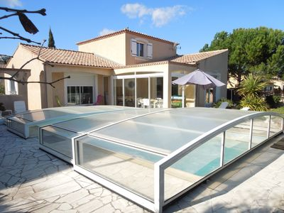 Photo for Holiday rental VILLA 6 people in the Hérault