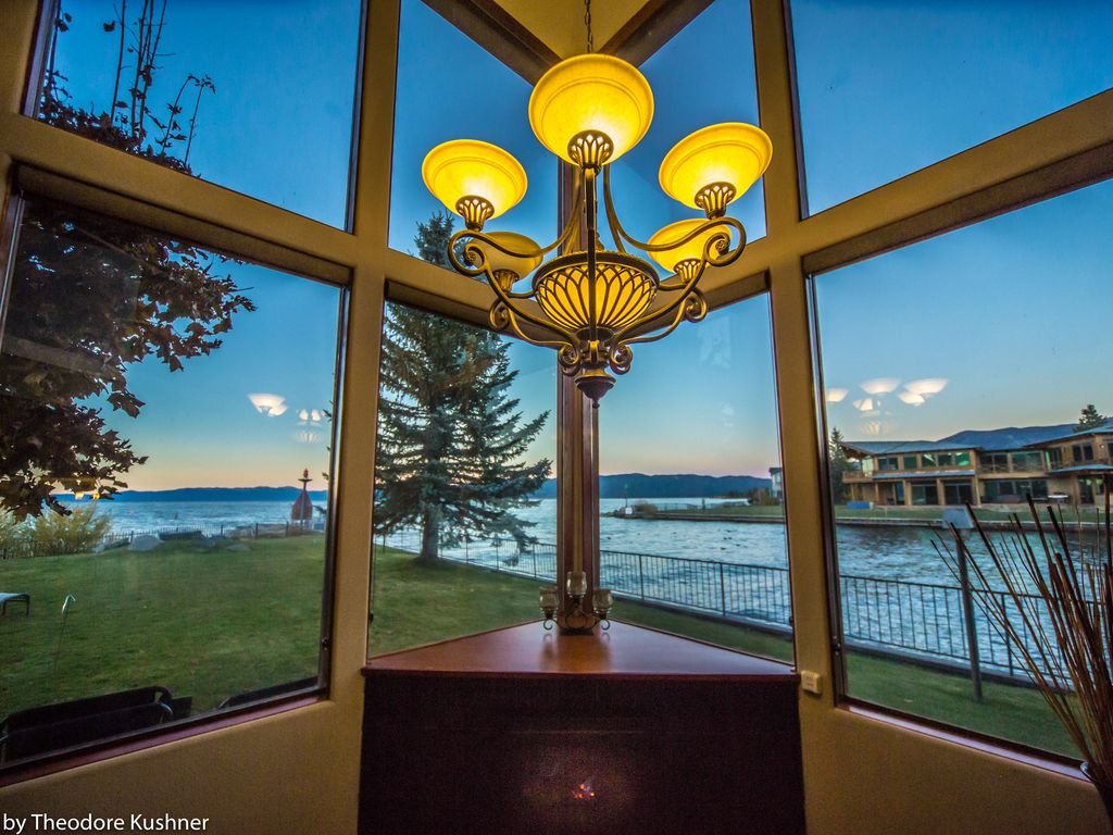Tahoe Lakefront Beach Estate With Private B... - VRBO