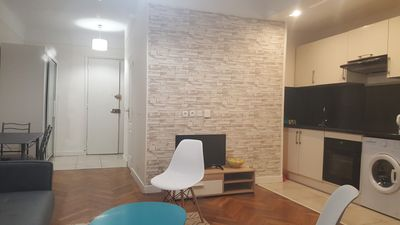 Photo for COMPLETE 2 ROOM APARTMENT 12 MIN FROM BEACHES