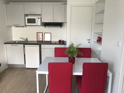 Photo for APARTMENT F2 near downtown, station La Rochelle.