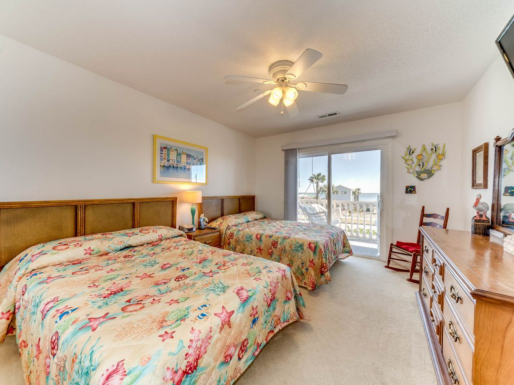 Beautiful Oceanfront 3 Bedroom 2 Bath Myrtle Beach Myrtle Beach Grand Strand Area