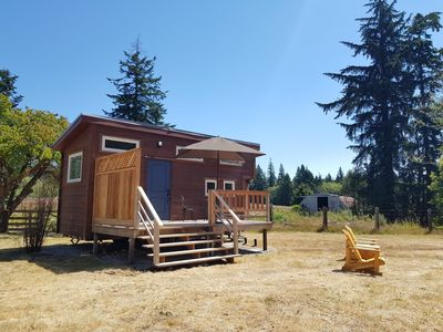 Photo for The Tiny House at Malahat Farm