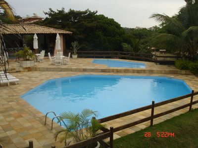 Photo for Condominium home with pool, game room, volleyball court, sauna