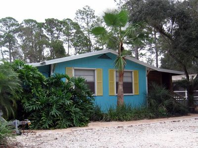 Photo for Renovated Cozy Orange Beach Cottage With Separate Bunk House.